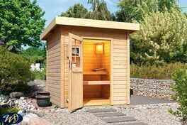 Sauna house small outdoor