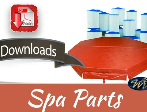 Downloads for Hottubs Spa Parts