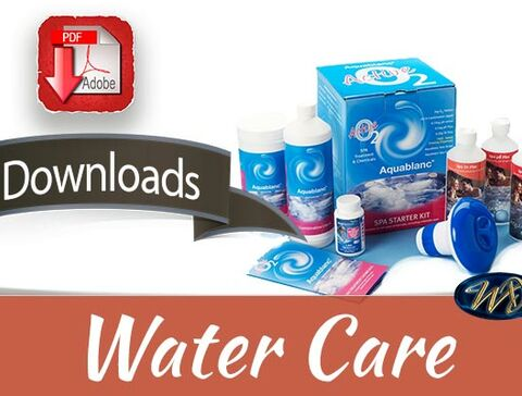 Downloads for Hottubs Water Care