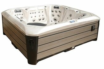 Hot Tub Maximus- 8 Person, 7 Seats, 1 Lounger - Hot tubs Portugal Algarve Online Shopping Site