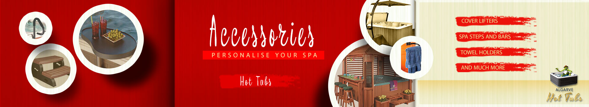 Hottubs - Accessories - Wellness Dreams Algarve