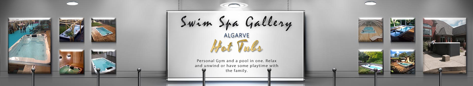Lifestyle Gallery Swim Spa's - Wellness Dreams Algarve