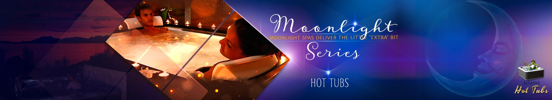 Hottubs - Moonlight Series - Wellness Dreams Algarve
