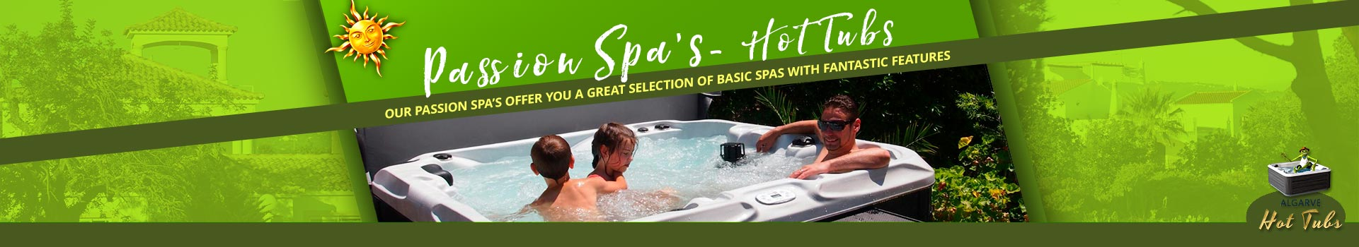 Hottubs - Passion Spa's - Wellness Dreams Algarve
