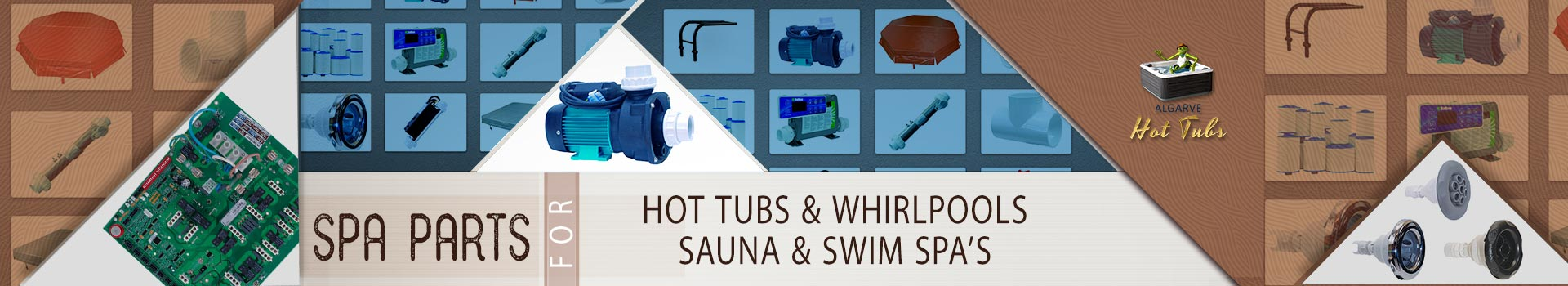 Hottubs - Spa Parts - Wellness Dreams Algarve