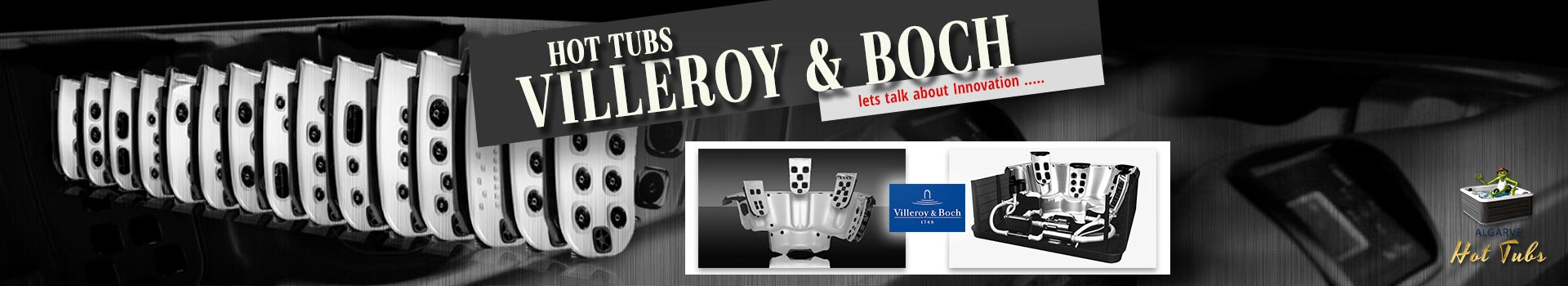 Hottubs - Villeroy & Boch Series - Wellness Dreams Algarve