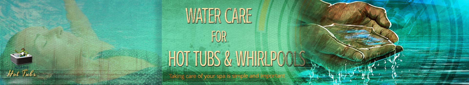 Hot Tubs Water Care - Wellness Dreams Algarve