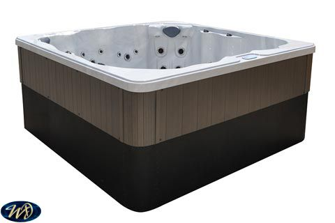 Hot Tub Moonlight Blaze 3 D , 4 Person , 1 Pump