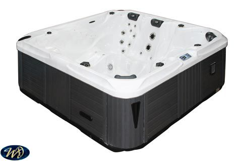Hot Tub Admire 3 D , 5 - 6 Person , 2 Pumps