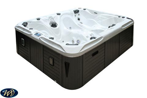 Hot Tub Desire 3 d , 6 Person , 2 Lounger , Sound