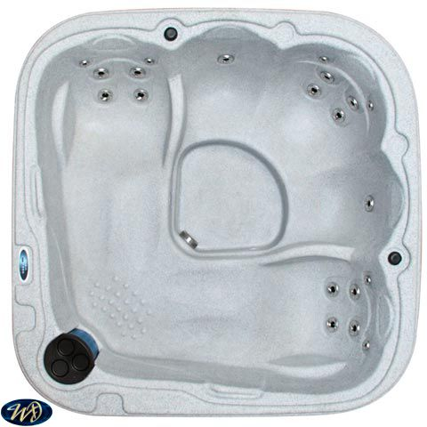 Hot Tub Dream Shell , 5 Person , 1 Lounger