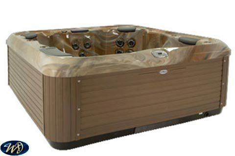 Villeroy & Boch Hot Tub X7L 3 D , 6 Person
