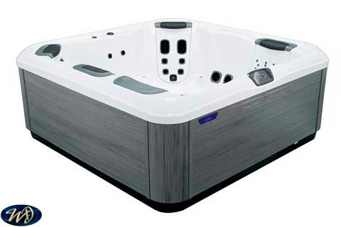 Villeroy & Boch Hot Tub R7L 3D , 5 Person