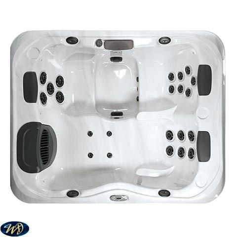 Villeroy & boch Hot Tub X5L Shell , 3 Person